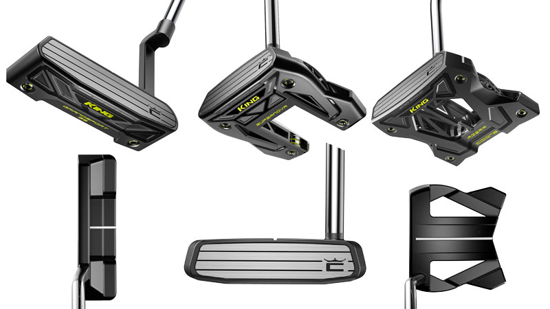 Cobra Introduces Two New Putter Ranges - Golf Monthly