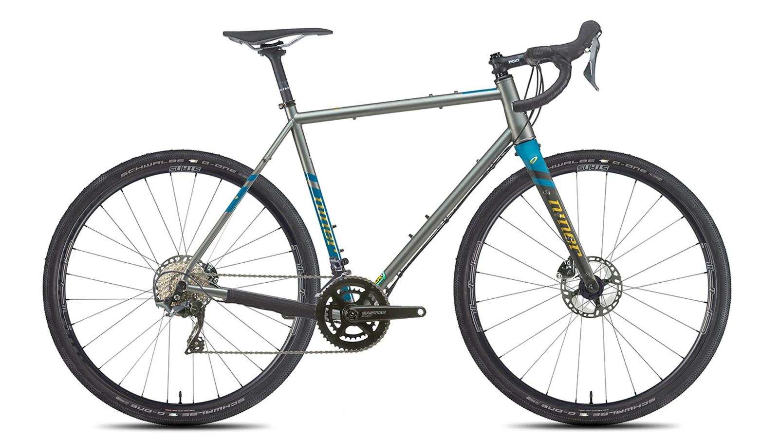 Best steel bikes: Niner