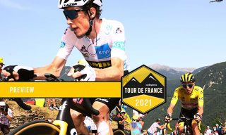 Preview of the Pyrenean stages of the 2021 Tour de France - graphic