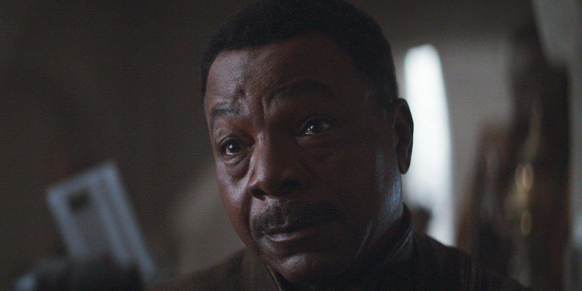 Carl Weathers as Greef Karga on The Mandalorian (2019)