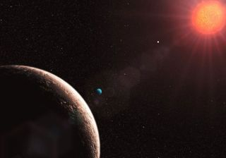 Gliese 581 e is the smallest known exoplanet yet to be discovered.