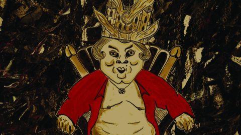 Cover art for Doctor Livingstone - Triumphus Haeretici album
