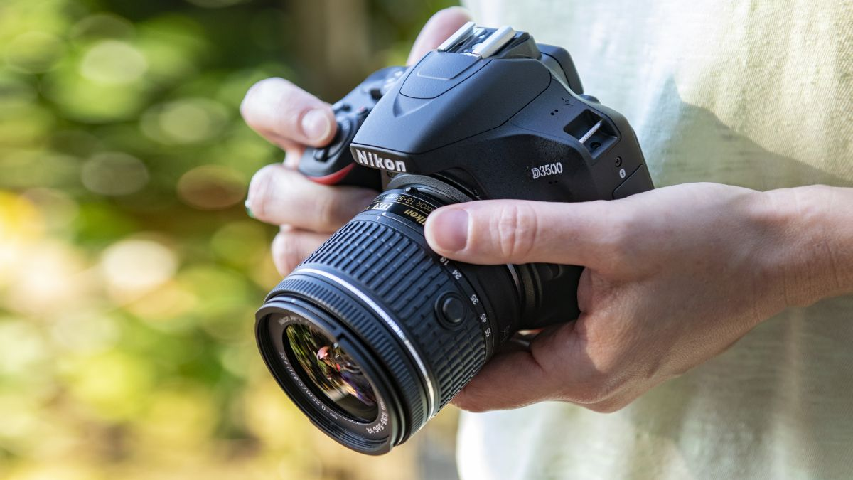 Got a new camera? Here's how to take great photos with your bundled lens