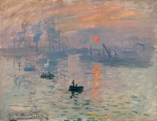 Monet Impression, Sunrise
