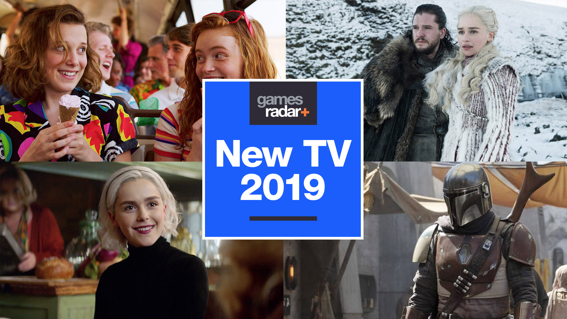 The most anticipated new TV shows of 2019 | GamesRadar+