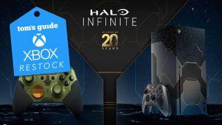 Xbox Series X Halo