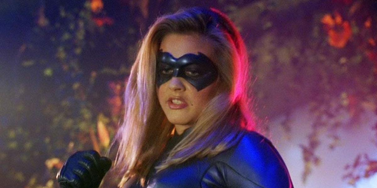 Alicia Silverston in Batman & Robin