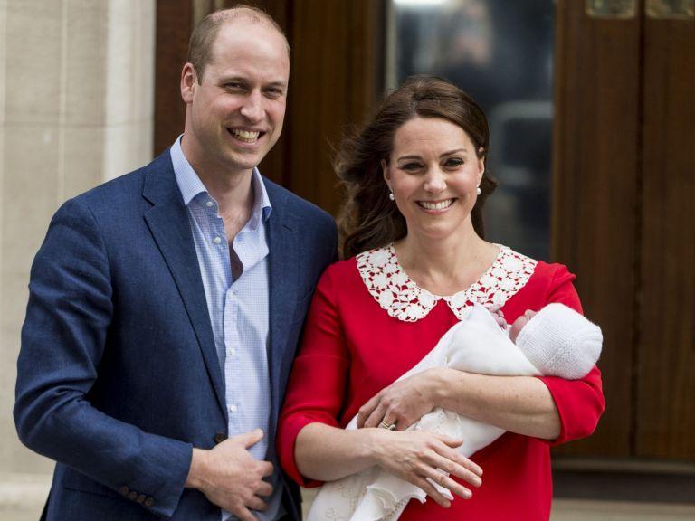 Duchess of Cambridge Prince Louis birthday