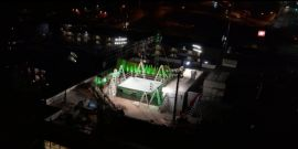 Rey Mysterio Getting Thrown Off WWE Headquarters And 6 Other Death-Defying Stunts