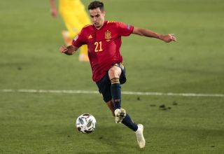 Spain Ukraine Nations League Soccer
