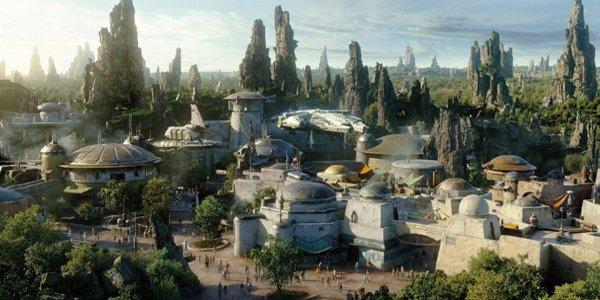 Star Wars: Galaxy's Edge Disneyland