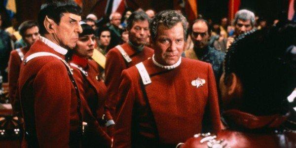 Leonard Nimoy, William Shatner - Star Trek VI: The Undiscovered Country