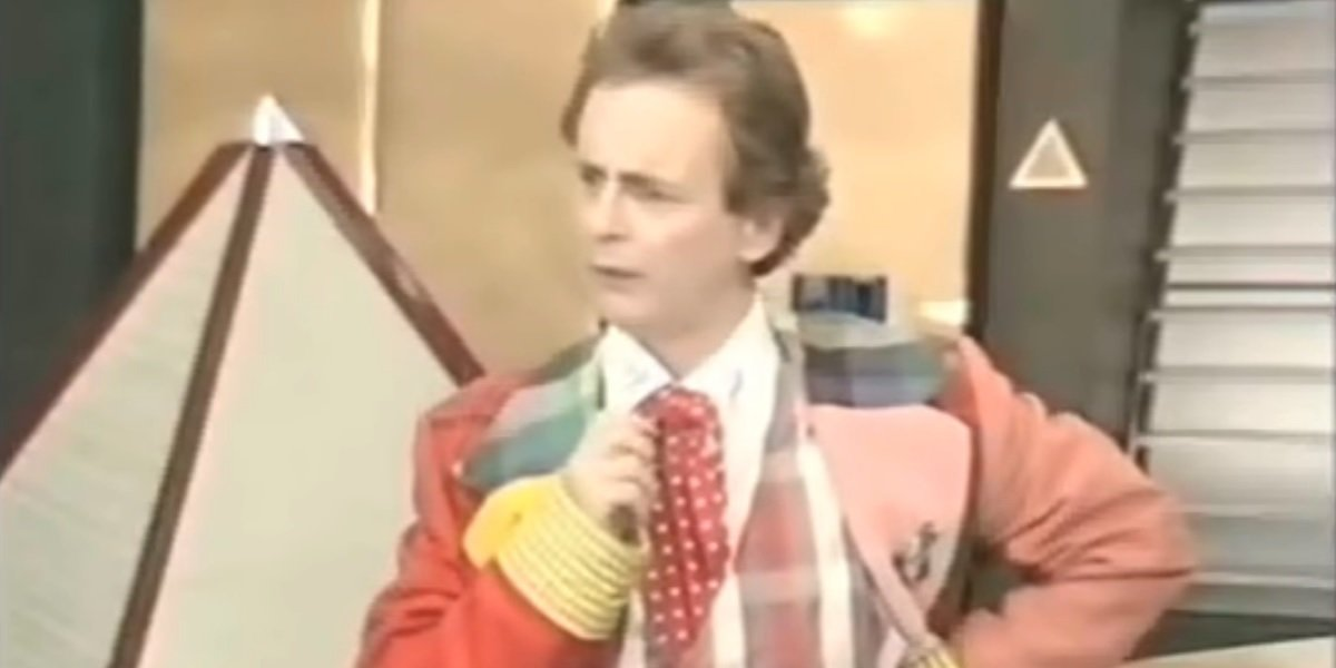 Sylvester McCoy Doctor Who BBC America