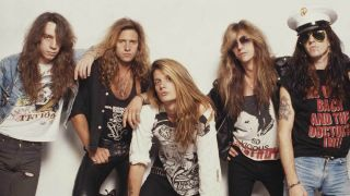Skid Row with Bach in the 80s