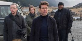 As Tom Cruise And The Mission: Impossible Crew Get Back To Work, There Are Reportedly New Red Tape Issues