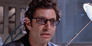Dr. Ian Malcolm Jurassic Park
