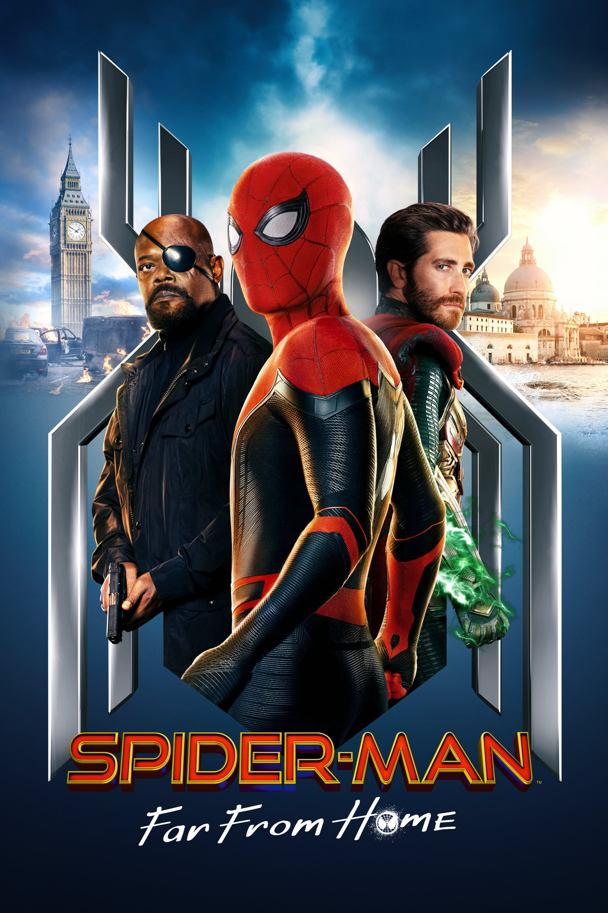 Spider-Man: Far From Home - CINEMABLEND