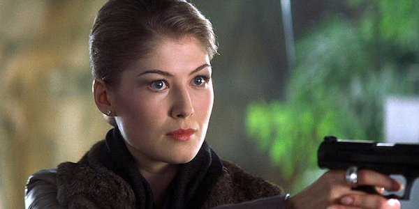 Rosamund Pike as Miranda Frost