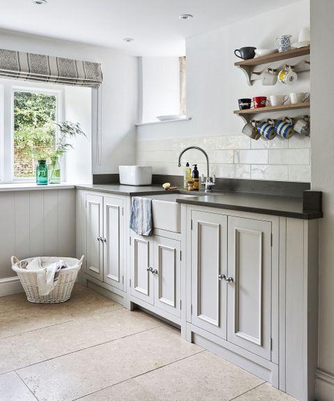 16 Grey Kitchen Ideas The Best Grey Kitchen Designs And Pictures Homes Gardens