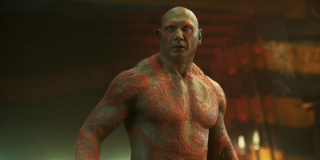 Drax in Guardians 1