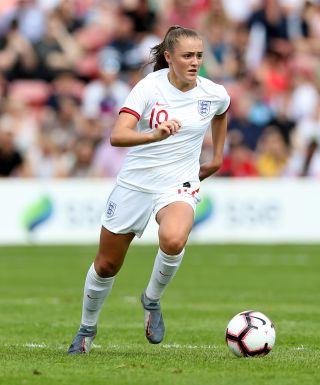 England Women v Denmark Women – International Friendly – Banks's Stadium