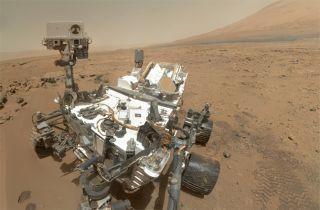 curiosity rover 2012