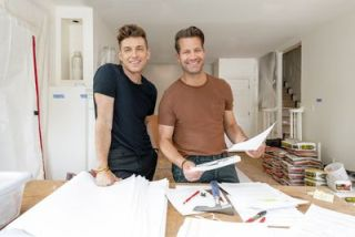The Nate and Jeremiah Home Project on HGTV
