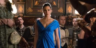 Gal Gadot as Diana in Wonder Woman