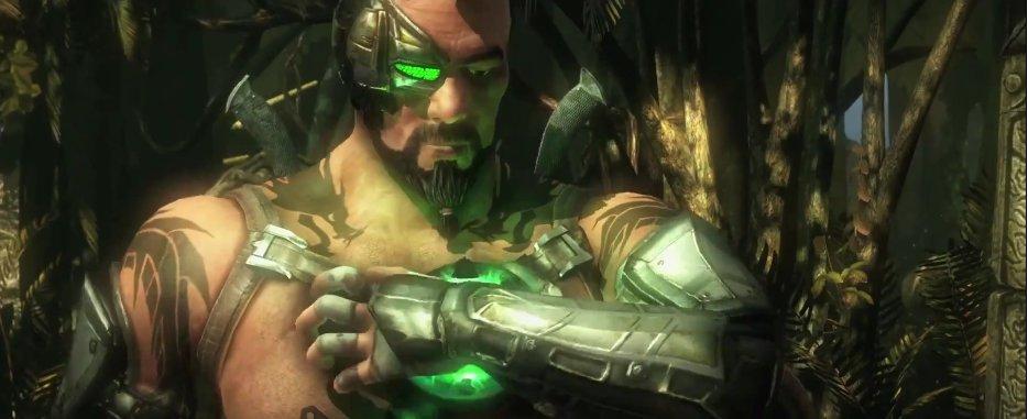 Mortal Kombat X Kano Trailer Pummels D'Vorah #31761