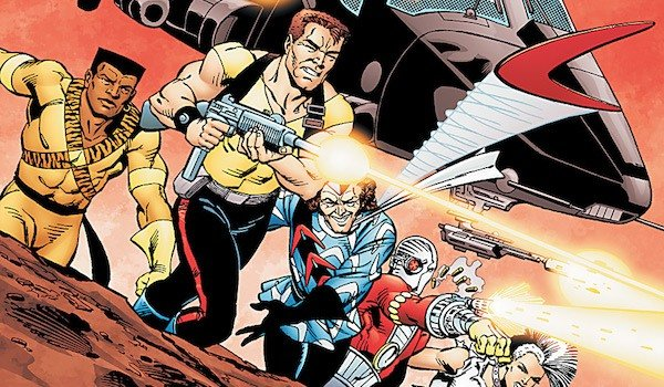 The Suicide Squad John Ostrander era