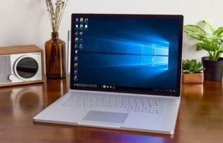 La mejor computadora portátil 2 en 1: Microsoft Surface Book 2