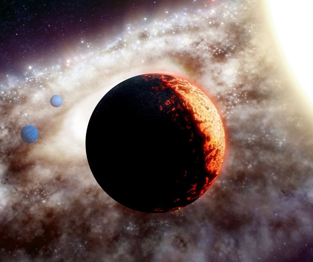 Rocky 'super-Earth' planet spotted orbiting one of the Milky Way's oldest stars