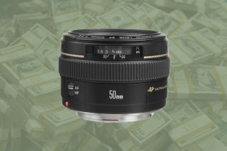 Save $100 in this amazing Canon 50mm f/1.4 deal