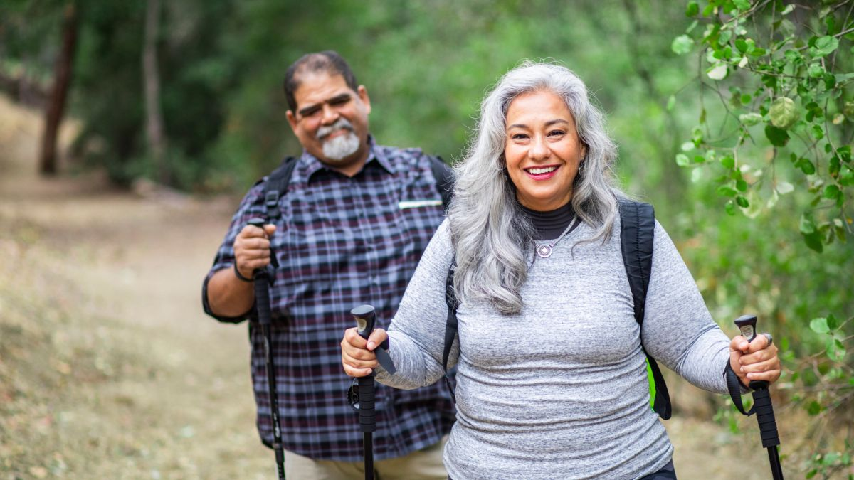 Walking for weight loss: Where to walk for fitness and mental health benefits