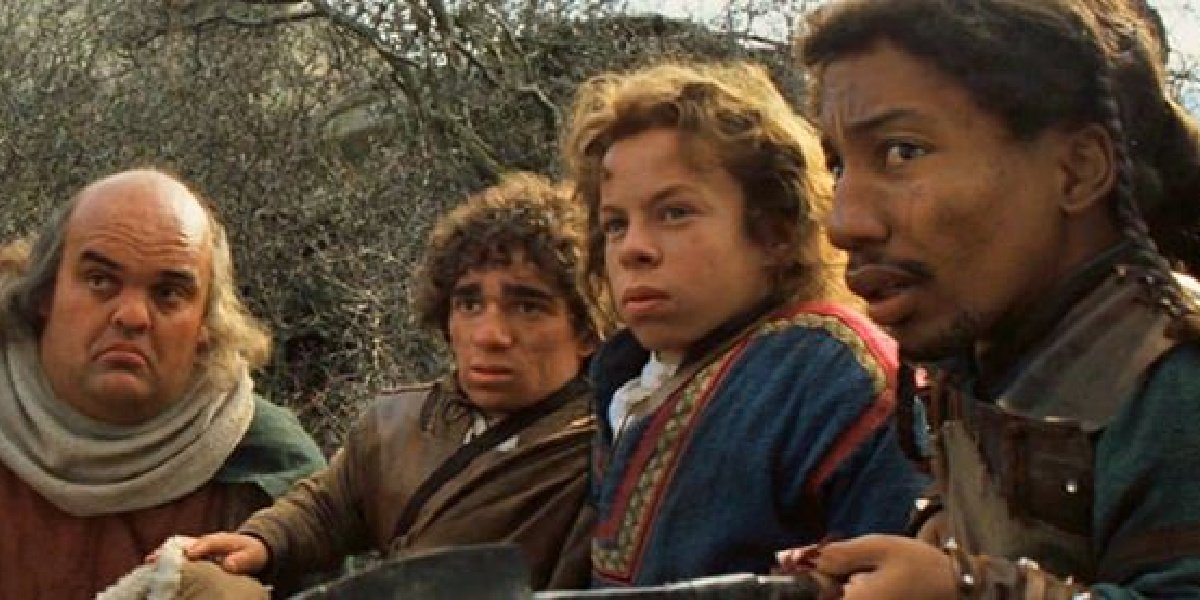 Some of the main cast of the original Willow.