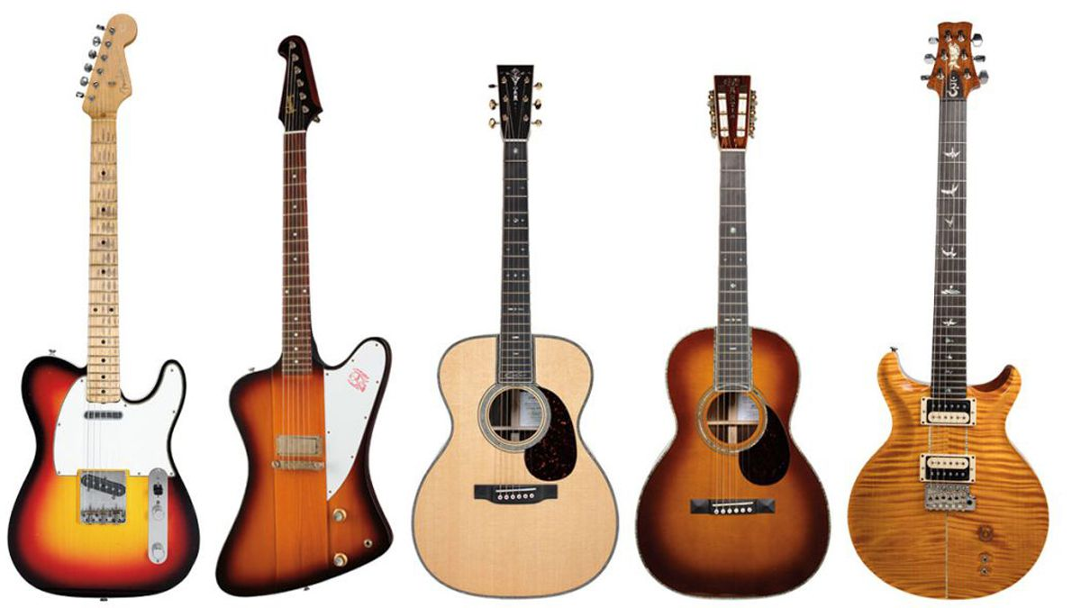 the 2019 crossroads collection sees new custom shop guitars for eric clapton john mayer and. Black Bedroom Furniture Sets. Home Design Ideas