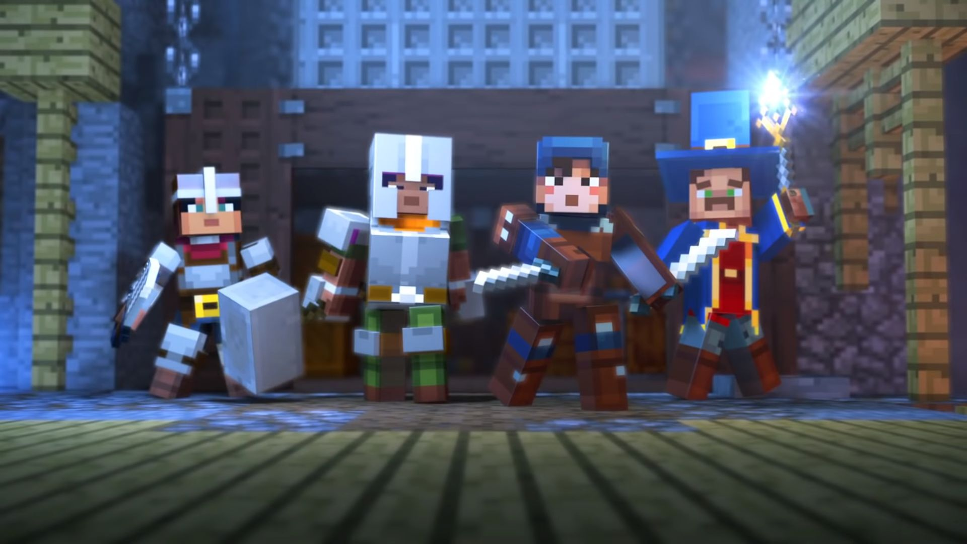 Minecraft Dungeons: Release date, trailer, and everything we know so far | PC Gamer