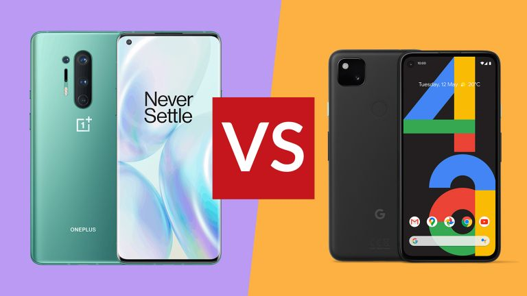 The OnePlus 8 Pro vs Google Pixel 4a