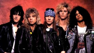 What's it like when Axl Rose calls you out in a song? | Louder