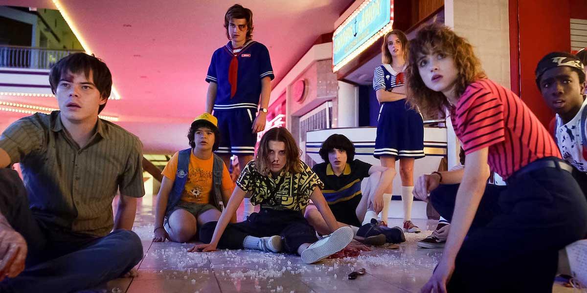Stranger Things Season 3 cast, Starcourt Mall