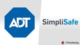 simplisafe vs adt logos