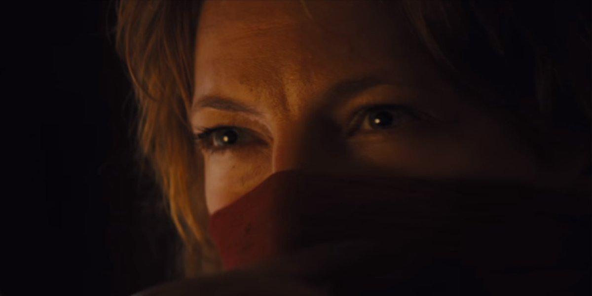 Zoë Bell in Django Unchained