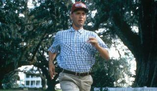 Forrest Gump Tom Hanks Running