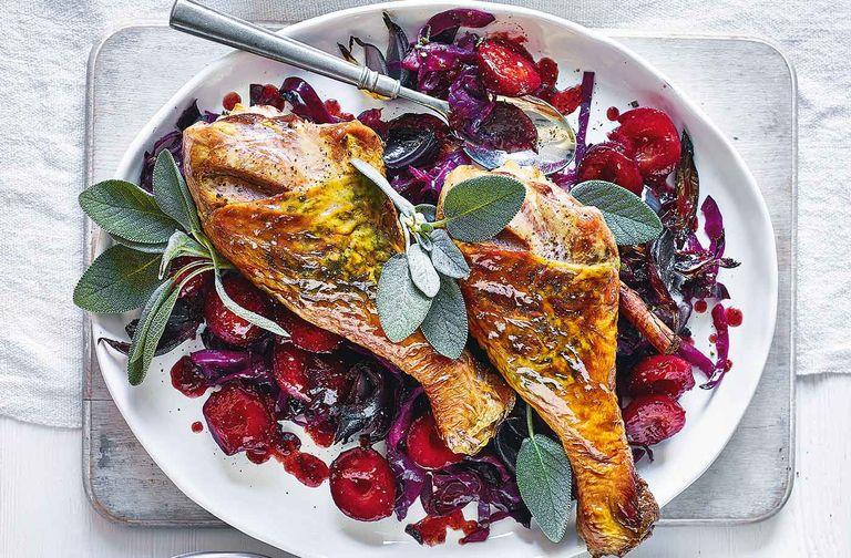 Turkey legs recipe