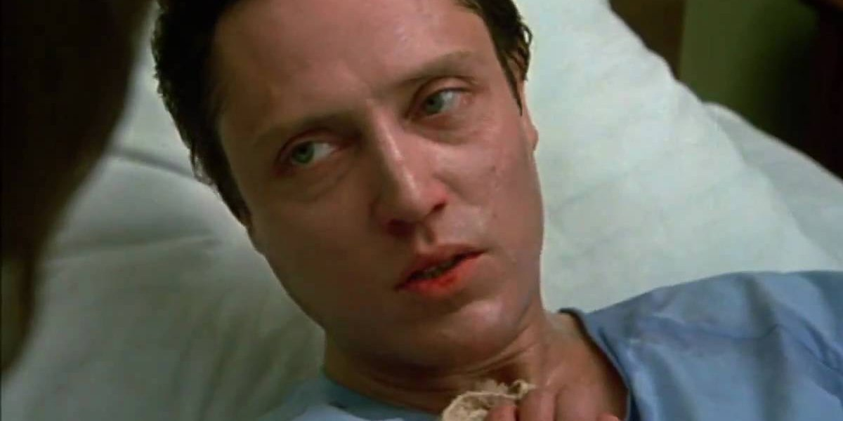 Christopher Walken in The Dead Zone