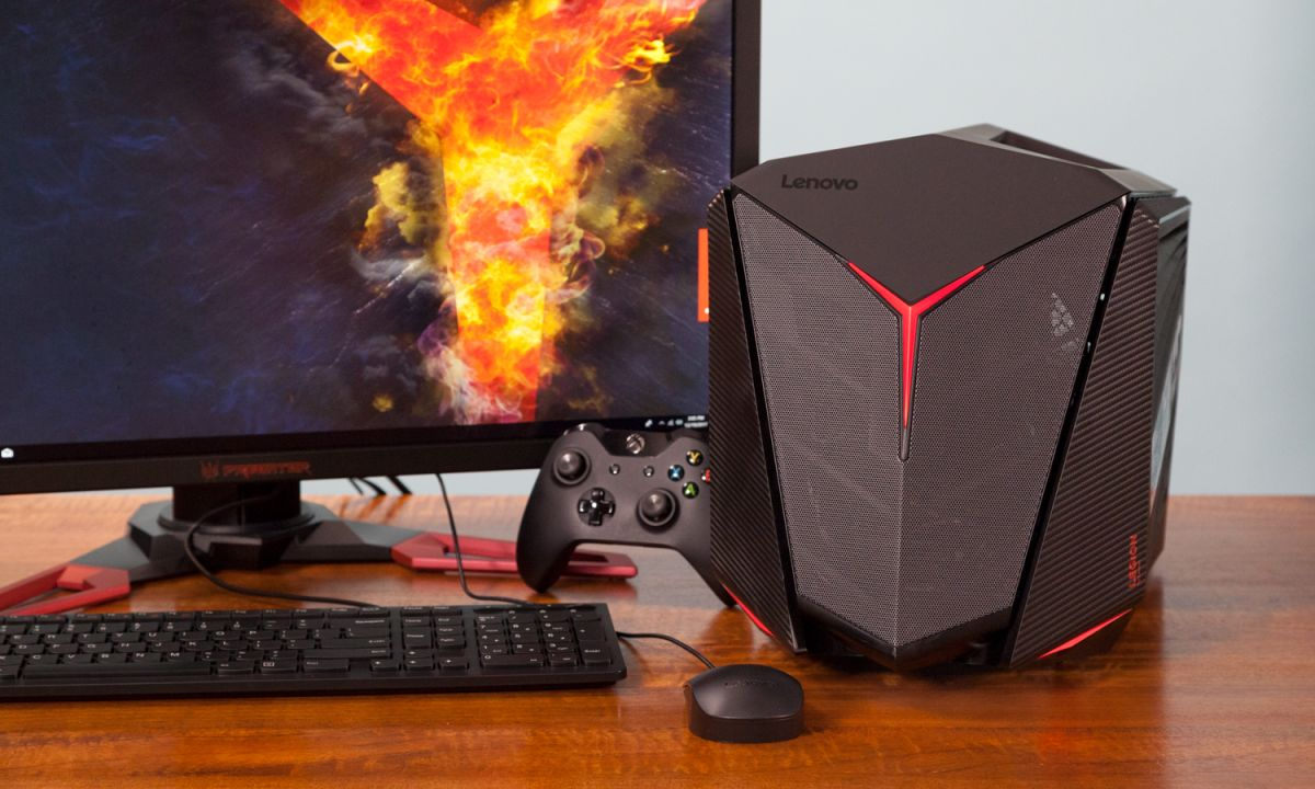Lenovo Legion Y720 Review: A Decent Road-Ready Gaming PC | Tom's Guide