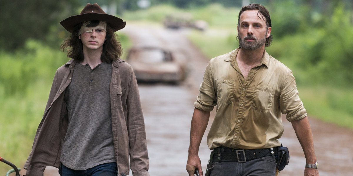 How The Walking Dead TV Show Will End, According To Chandler Riggs