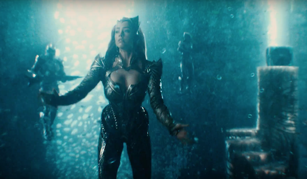 Mera underwater in Atlantis
