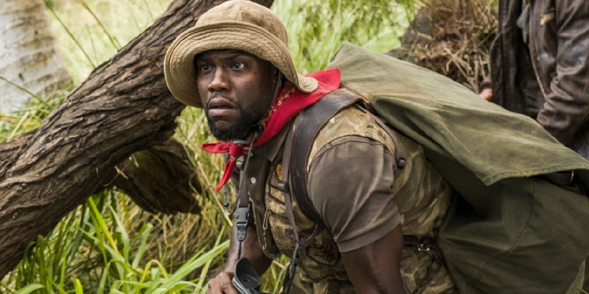 "Kevin Hart as Franklin ""Mouse"" Finbar in Jumanji: Welcome to the Jungle (2017)"