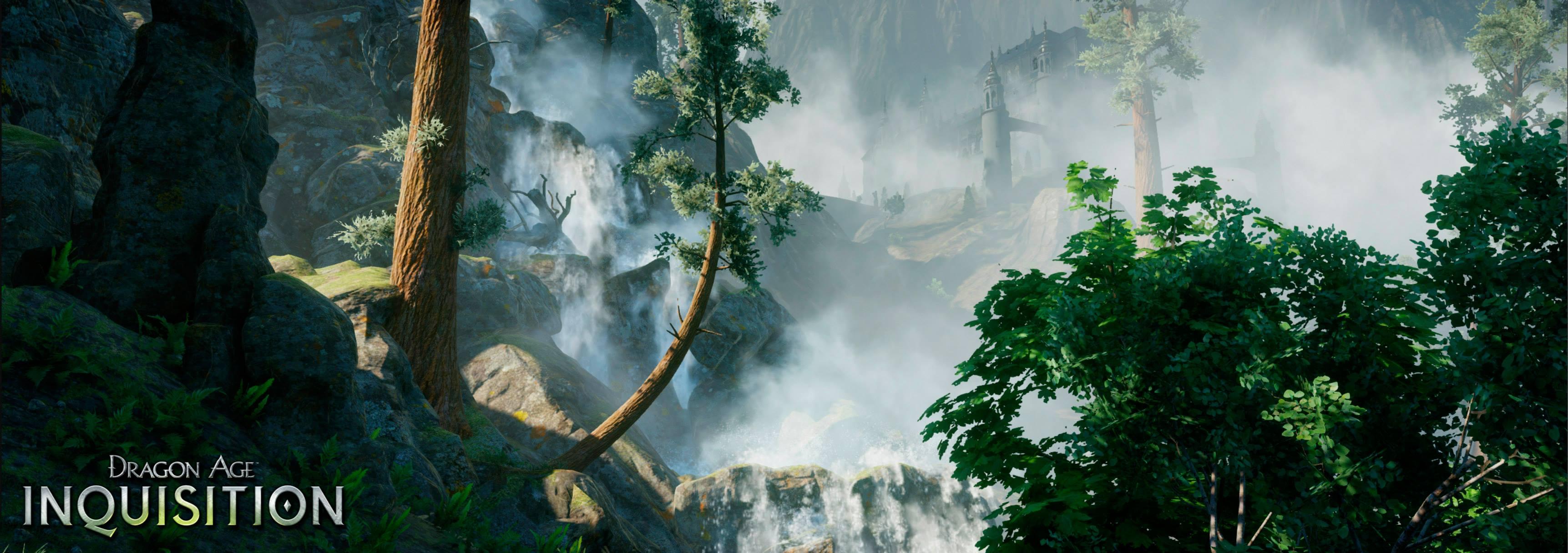 Dragon Age: Inquisition Screenshots Enter Emerald Graves, Empire du Lion #31369
